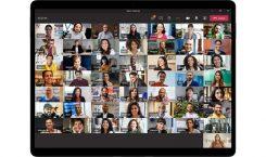 Microsoft Teams: Konferenzansicht mit 49 Teilnehmern startet in die Vorschau