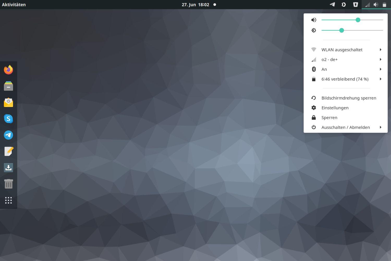 Linux auf dem Surface