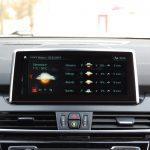 Wetterbericht über BMW-App im Fahrzeug abrufbar