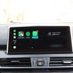 Bei Apple Carplay zur Nutzung von Apple freigegebene Apps