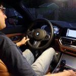 BMW Operating System 7.0 mit zwei freibelegbaren Bildschirmen