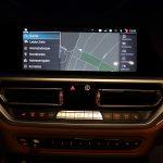 Navigationsmenu bei BMW OS7