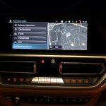 Adresseingabe bei BMW OS7