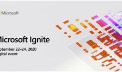 Microsoft Ignite 2020 startet am Dienstag: Ein Blick ins Programm