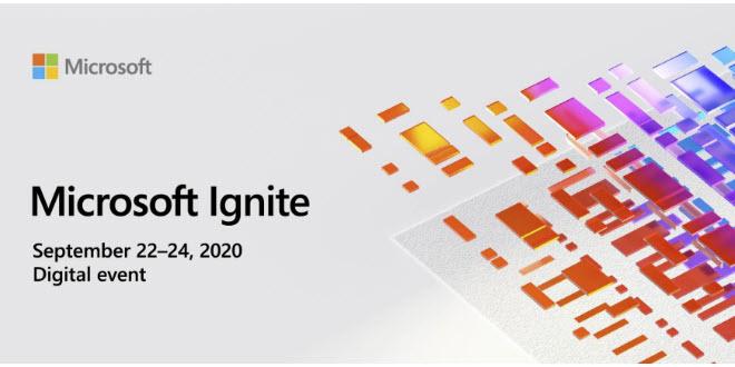 Hinweis: Anmeldung zur Microsoft Ignite vom 22. bis 24. September