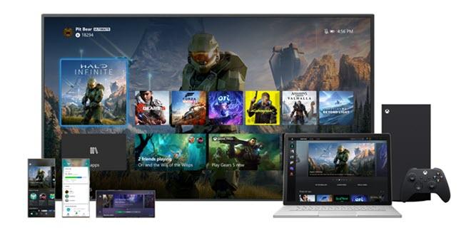 """Alles aus einem Guss: Microsoft enthüllt """"Das neue Xbox-Erlebnis"""""""