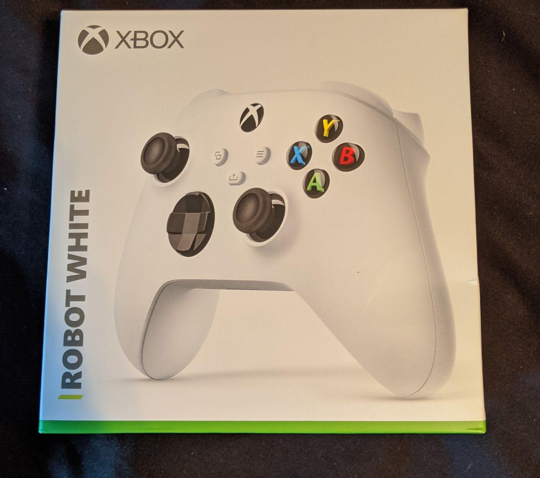 Xbox Series X und S Controller