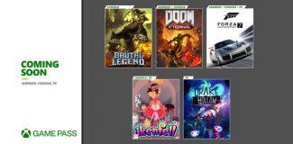 Xbox Game Pass Oktober 2020