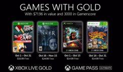 Games with Gold im Oktober 2020 stehen im Zeichen von Halloween