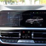 Einstellungen zum Laden des BMW 330e