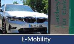 Connected-e-Roadtrip: Ist der BMW 330e ein Elektro-Hybrid für die Langstrecke?