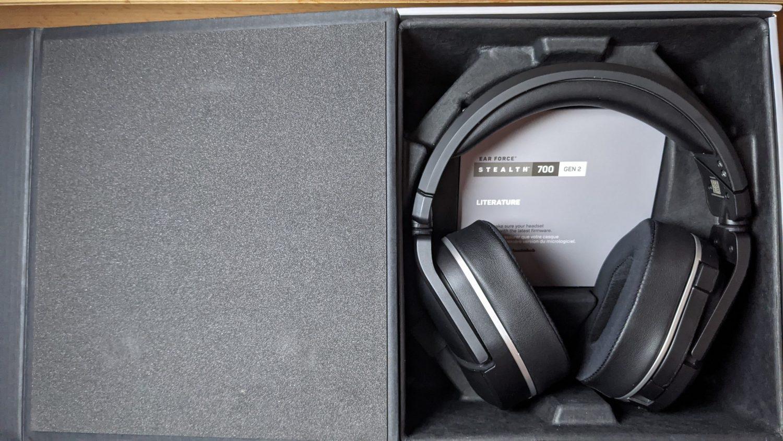 Headset Turtlebeach Stealth 700 Verpackung