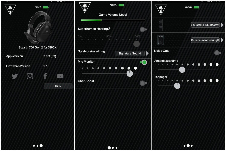 Headset Turtlebeach Stealth 700 App