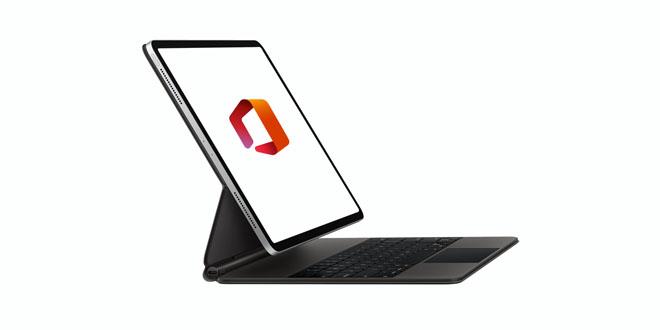 Office Apps auf iPadOS mit neuem Design und Maus-Unterstützung