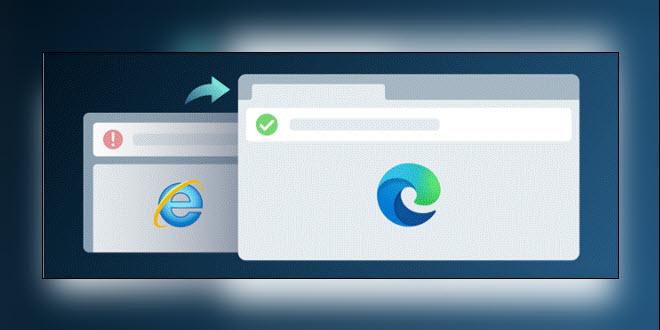 Internet Explorer Modus in Microsoft Edge erhält zusätzliche Sicherheit und lokale Kompatibilitätsliste