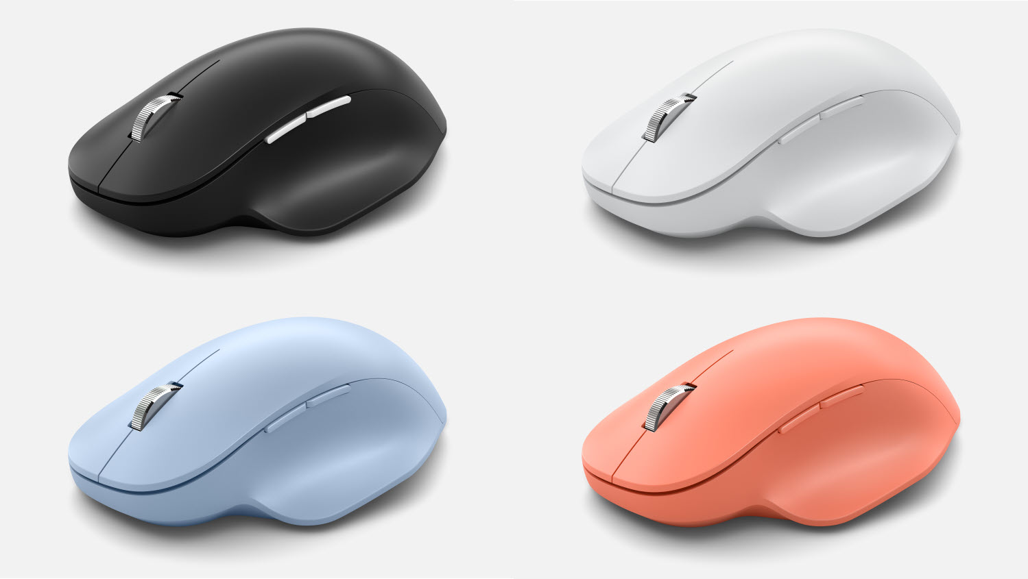 Microsoft Bluetooth Ergonomic Maus
