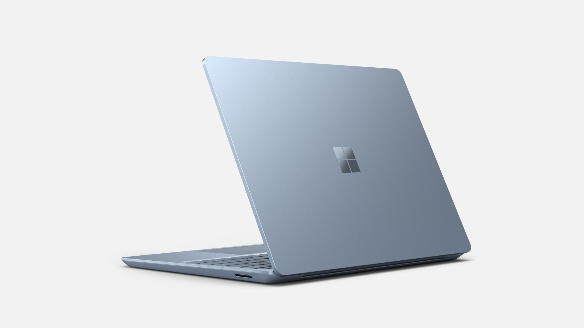 Microsoft Surface Laptop Go in Ice Blue