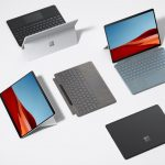 Surface Pro X Lineup