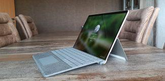 Surface Pro X 2020 Testbericht Titelbild