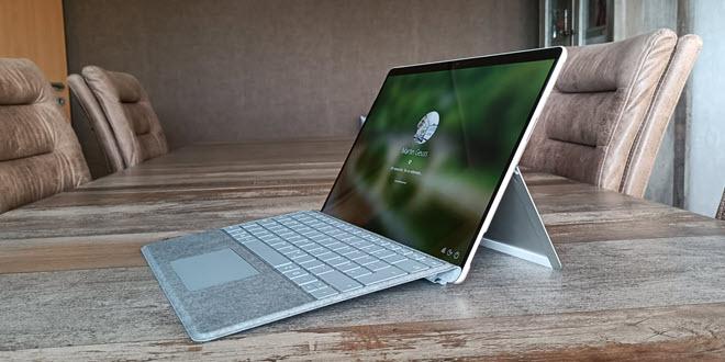 Surface Pro X 2020 im Test: Ein Jahr voller Fortschritte
