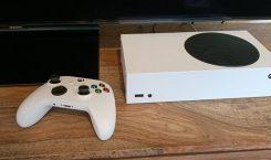 Ausgepackt: Die Xbox Series S ist eingetroffen