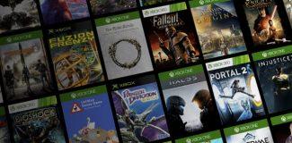Xbox Series S und X Abwaertskompatibilitaet