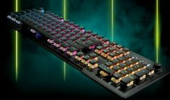 Angetestet: Roccat Vulcan Pro Gaming-Tastatur und Burst Pro Maus