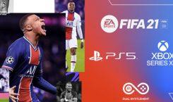 Fifa 21: Für Xbox Series X und PS 5 optimierte Version legt einen Frühstart hin