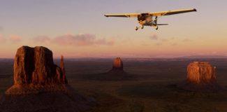 MS Flight Simulator USA Update