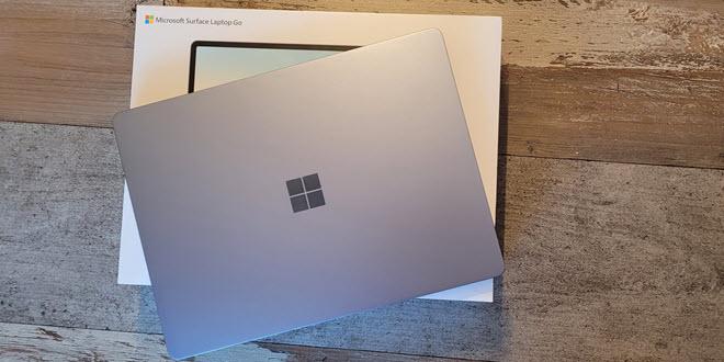 Erste Eindrücke vom Surface Laptop Go