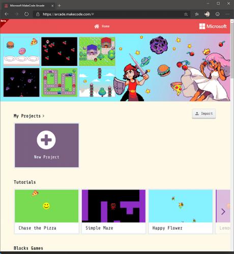 Microsoft Arcade App Übersicht