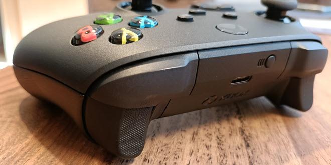 Der neue Xbox Wireless Controller überzeugt mit sinnvollen Neuerungen