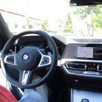Klimabedienung mit Tasten beim aktuellen BMW 3er (G20; Quelle: Dr. Windows).