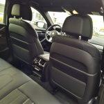 Fond im BMW 530e (G30; Quelle: Dr. Windows).