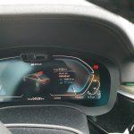 Kilometerstand nach zwei Wochen Testfahrt im PHEV BMW 530e (Quelle: Dr. Windows).