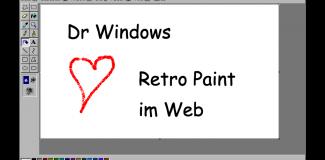 MS Paint im Web