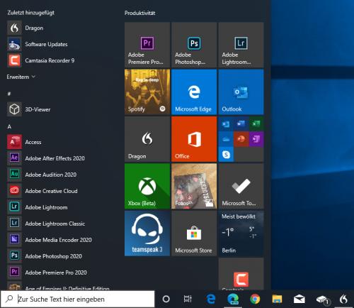 Daniels TOP 5 Windows App