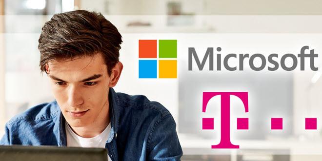 Digitaler Bildungspakt von Microsoft und Telekom