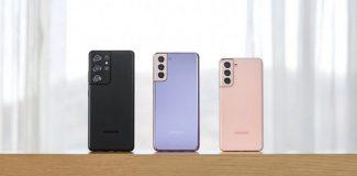 Samsung Galaxy S21 Serie