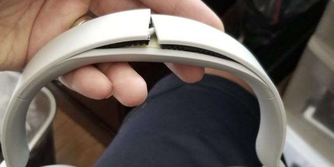 Gebrochene Bügel bei den Surface Headphones: Microsoft bestreitet Serienfehler, tauscht aber aus