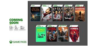 Xbox Game Pass Update Januar 2021