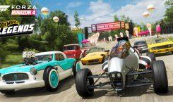 Forza Horizon 4 rast auf Steam - Hot Wheels Legends Car Pack angekündigt