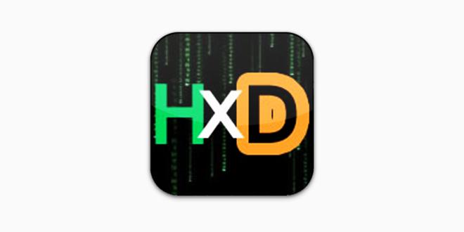 HxD - Hexadezimal und Disk Editor