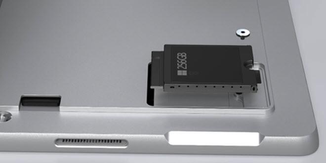 SSD Replacement für das Surface Pro 7 Plus