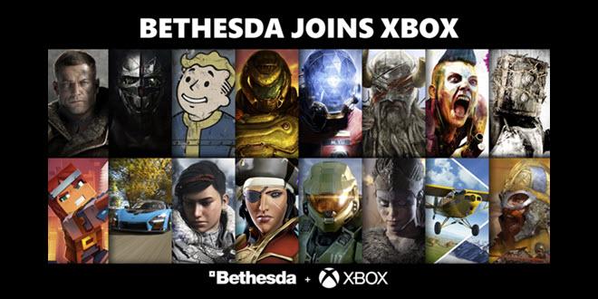 Microsoft schließt Bethesda-Übernahme ab und kündigt exklusive Spiele für PC und Xbox an