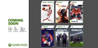 Xbox Game Pass Maerz 2021