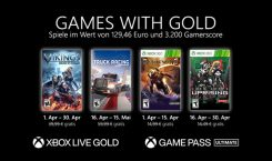 Games with Gold im April 2021: Wikinger, LKWs und Aliens