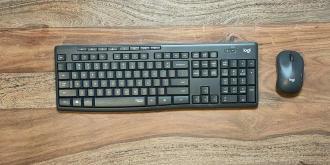 Logitech MK295 Titelbild