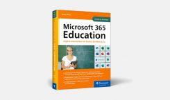 Microsoft 365 im Bildungseinsatz: Buchvorstellung und Gewinnspiel