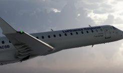 Airborn in Paderborn: Aerosoft stellt CRJ 550/700 für den MS Flight Simulator detailgetreu nach